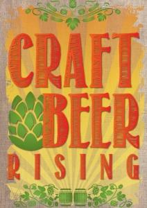 Craft beer rising Drygate Glasgow