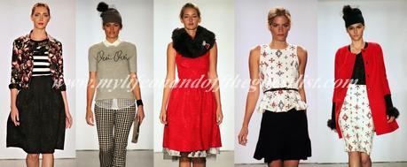 ELLE by Kohl's Fall 2014 Runway Collection