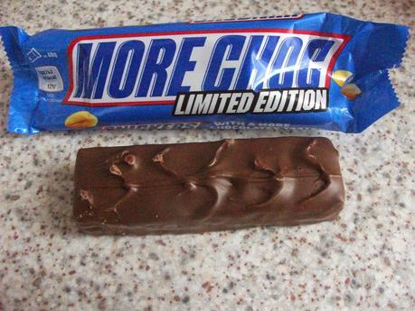 Snickers More Choc - Limited Edition 2014 - Review