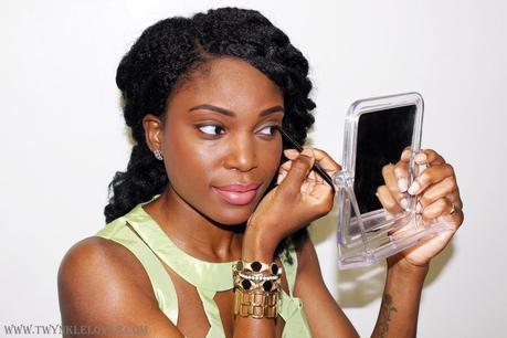 GlowwBox September '14 Edition: 1 Year Beauty