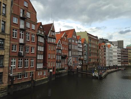 Travel: visiting Hamburg