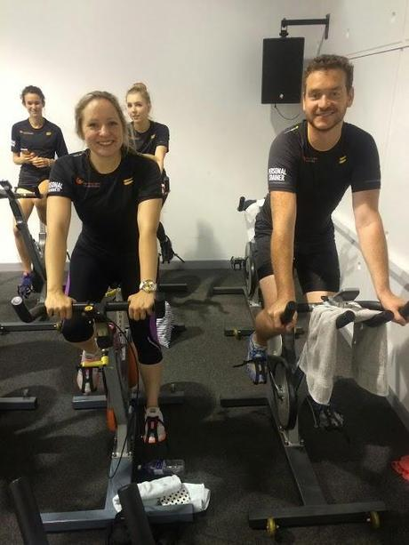 The Training Room; Personal Training Indoor Cycling Course