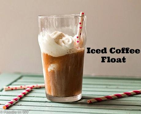 Oven Baked Smores and Iced Coffee Floats, It's Starting to Feel Like Fall #FebrezeFall