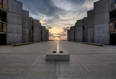 Louis Kahn Getty Salk Institute architecture San Diego