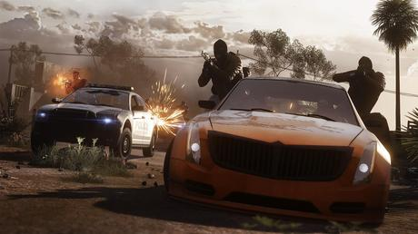 Battlefield: Hardline gameplay video shows Hotwire multiplayer mode