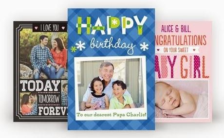 Treat by Shutterfly: Get One Free Greeting Card for Free on Friday, September 19!