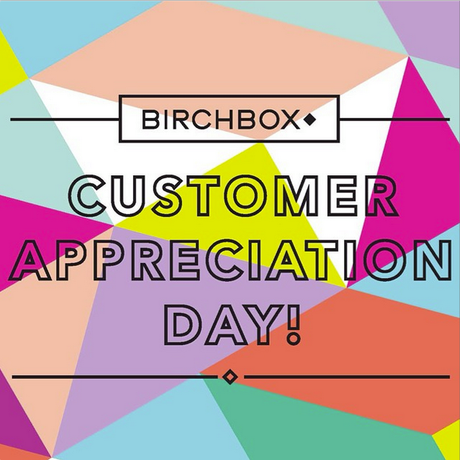 Birchbox Customer Appreciation Day | Build Your Own Birchbox for FREE at the SoHo Store