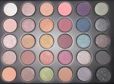 Review : BH cosmetics Special Occasion Palette
