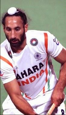 Sardar Singh, the flag-bearer for Indian Contingent in Incheon Asiad