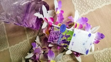 Puresense By Soap Opera Lavender Soap Review