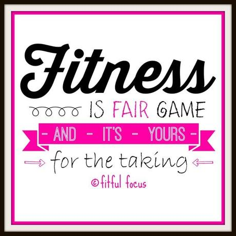 Fitness Quote via Fitful Focus