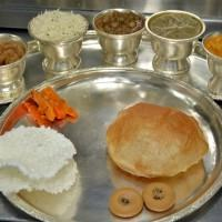 North India - Langar Thali