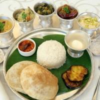 East India Bhog Thali