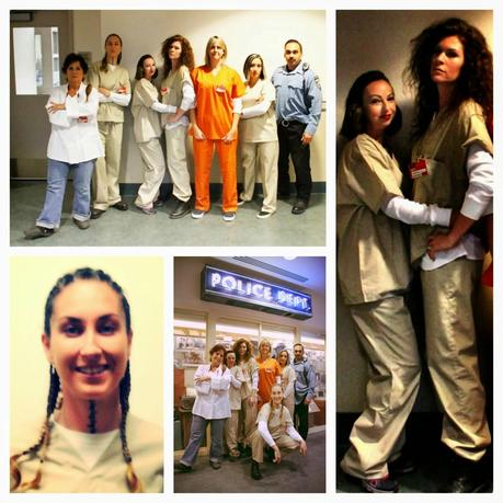 Orange is the New Black Costumes