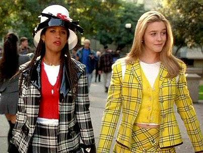Cher and Dionne Clueless