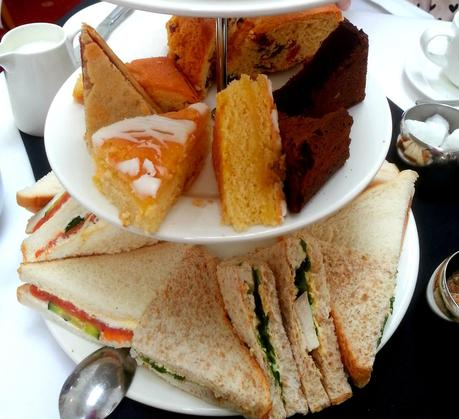 Review: Afternoon Tea at The Chancellors Hotel, Manchester