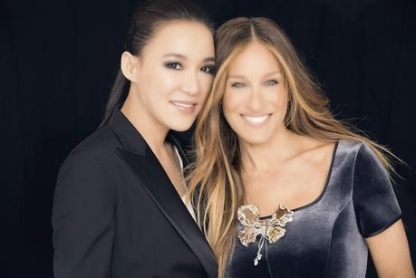 MV News: Sarah Jessica Parker & Cindy Chao Co-Design A ''Ballerina Butterfly'' Brooch To Be Sold By Sotheby's Hong Kong