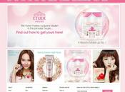 Etude House Global Store Launched :Get Products Easily