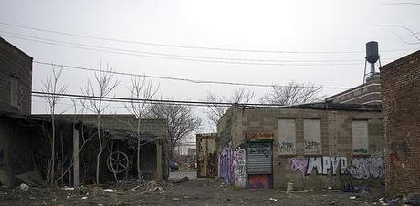 Abandoned Light Industrial Compound