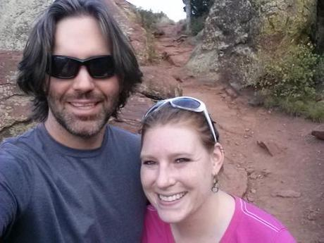 A few more pictures from our hike at the Red Rocks just outside...