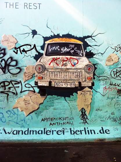 Berlin Wall East Gallery