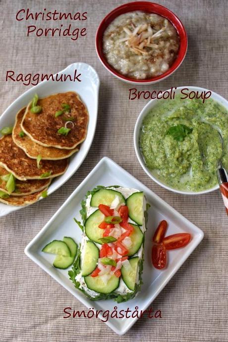 Sweden -- Swedish Vegetarian Meal (Recipes)