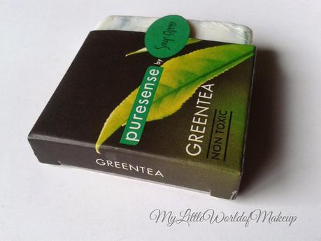 Puresense By Soap Opera Green Tea Soap Review.