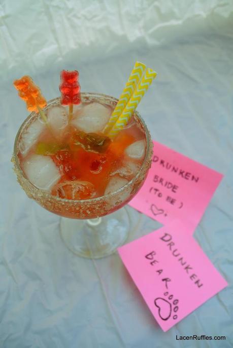 Gummy Bear Cocktails   Lace n Ruffles