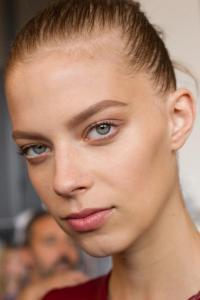 The Look at Calvin Klein Collection. Photo: Style.com