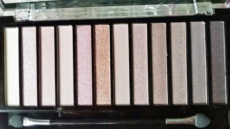 Makeup Revolution Redemption Iconic 3 Palette-Dupe of Urban Decay Naked 3