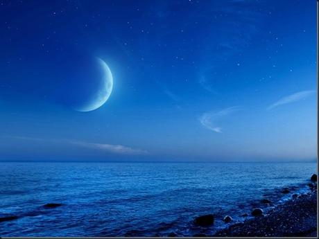 New Moon 24th Sept 2014 – A chance to push forward at last.