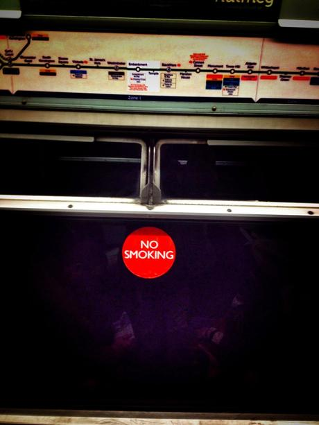 In & Around London… Signs Underground 2