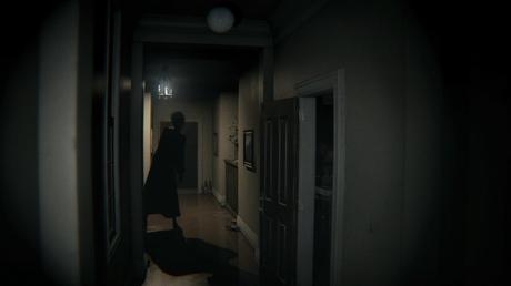 The ghost from P.T. is also in Metal Gear Solid 5