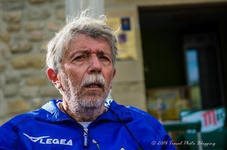 Camino Portraits: Cesare