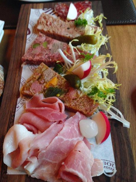 Bar Boulud Boston