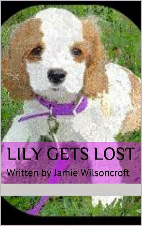Lily: The cute, little dog with a new book series!