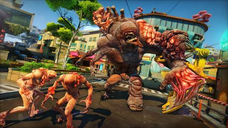 "Sunset Overdrive: ""no plans for a PC version right now,"" says developer"
