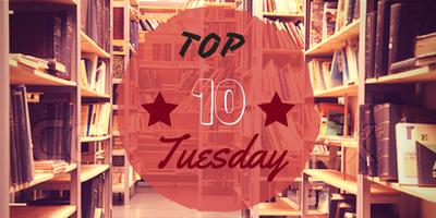 TOP TEN TUESDAY   BOOKS ON MY FALL TBR LIST