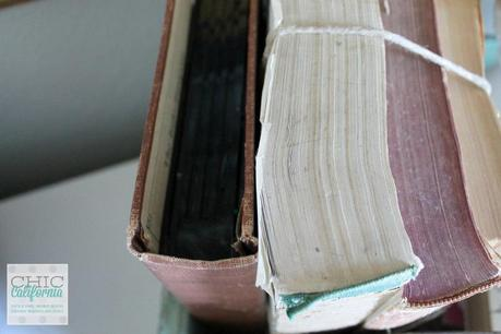How to use a Vintage Book to Hide a Router