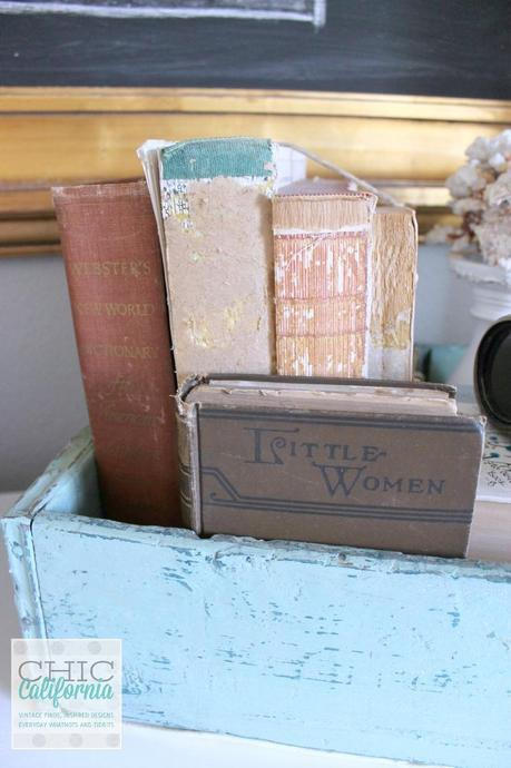 Router Hidden In Vintage Books