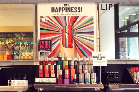Beauty Event | The Body Shop: Four New Releases