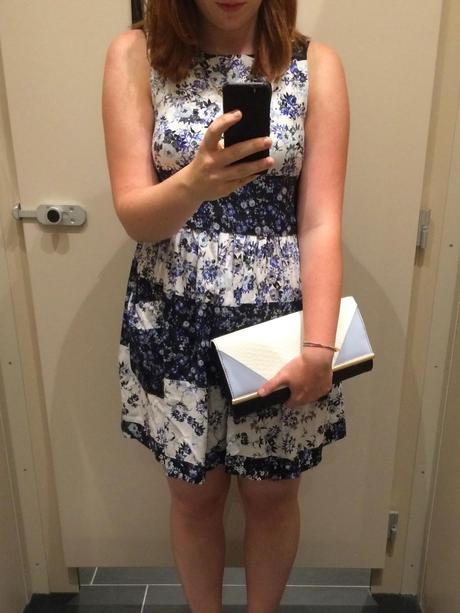 What I Wore: To a September Wedding