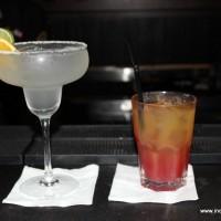 Margarita and Tequila Sunrise