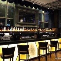 Sprawling bar