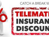 Catch Break with Telematics Insurance Discounts