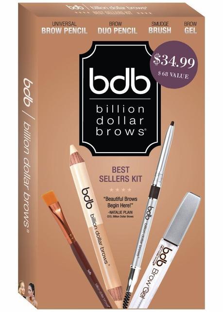 Billion Dollar Brows Best Sellers Kit at Kohl's