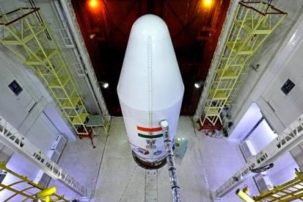 Mangalyaan slips into Mars Orbit .... Proud moment for India