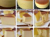 Japanese Cotton Cheesecake Revisited