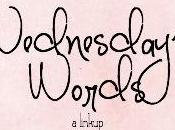 Wednesday Word Encouragement.