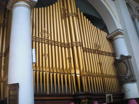 St Michael , Cornhill , London  - Medieval Parish church